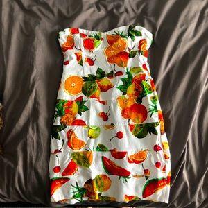 Aritzia/talula Tropical dress